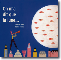 On m'a dit que la lune